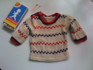 Liten, liten pippi-tröja